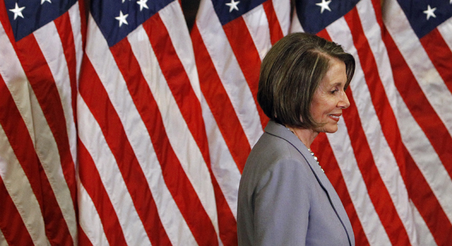 Pelosi Draws Her Bright Lines On Immigration Reform