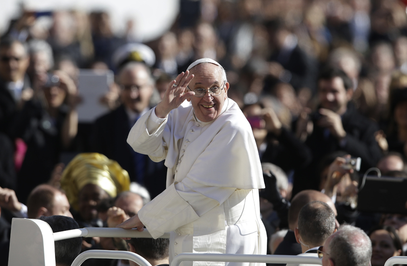 Liberals Love Pope Francis' Passion For Social Justice