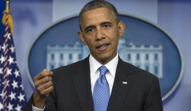 Obama: 'Trayvon Martin Could Have Been Me' (VIDEO)