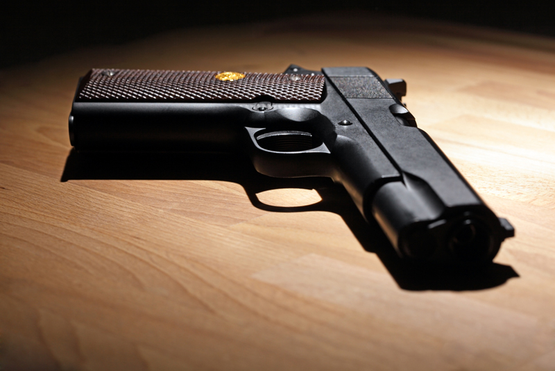 Guns Stand Alone