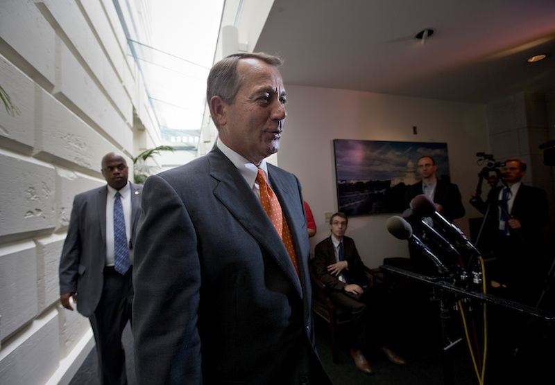 House Republicans Pass Dead-End Bill To Delay Obamacare Individual Mandate