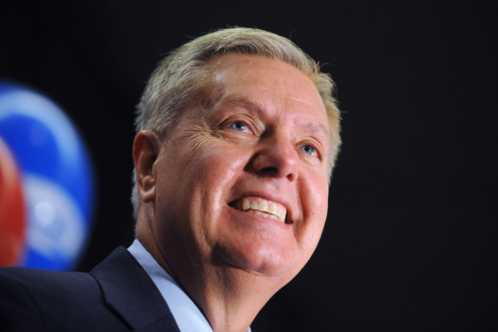 Lindsey Graham: If Gay Marriage Is A Constitutional Right, Why Not Polygamy?