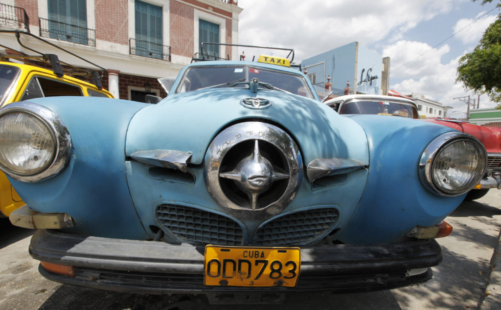 Cuba Is An Amazing Time Capsule Of Classic American Cars – Talking ...