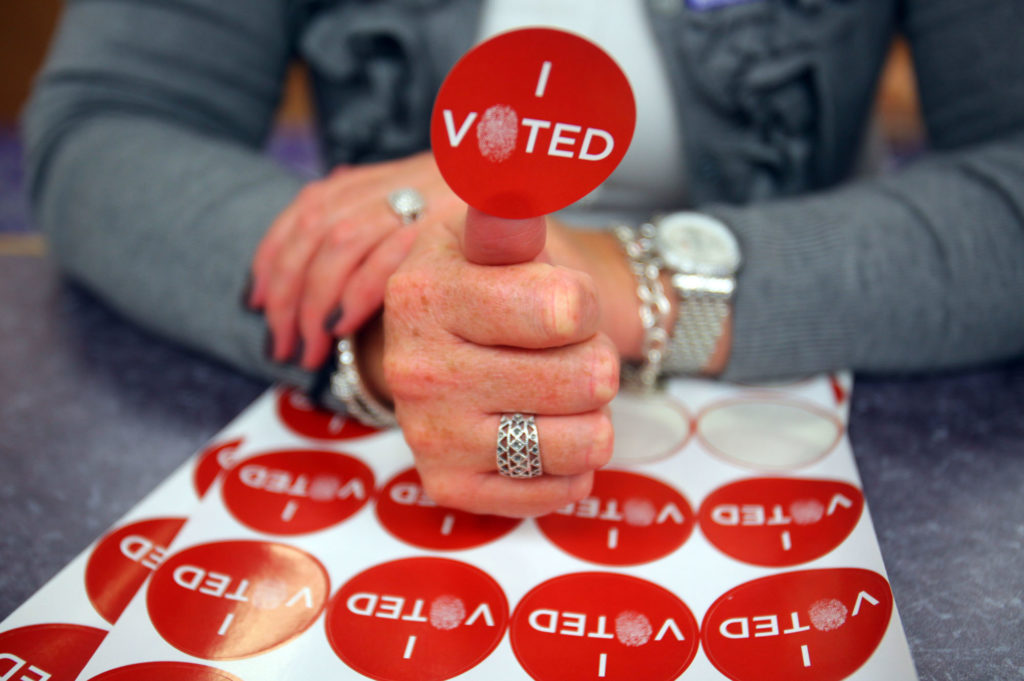 Conservatives Accuse Texas County Of Violating White People's Voting Rights
