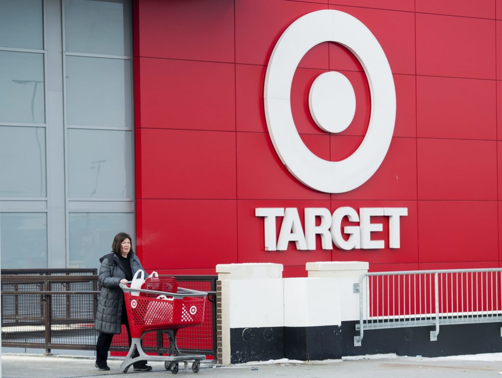 Man Protesting Target Bathroom Policy Sparks Active Shooter Scene - Target bathroom policy