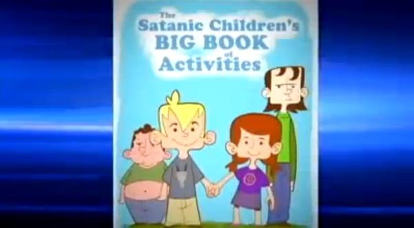 FL School Delays Religious Freedom Day Over Satanic Coloring Book