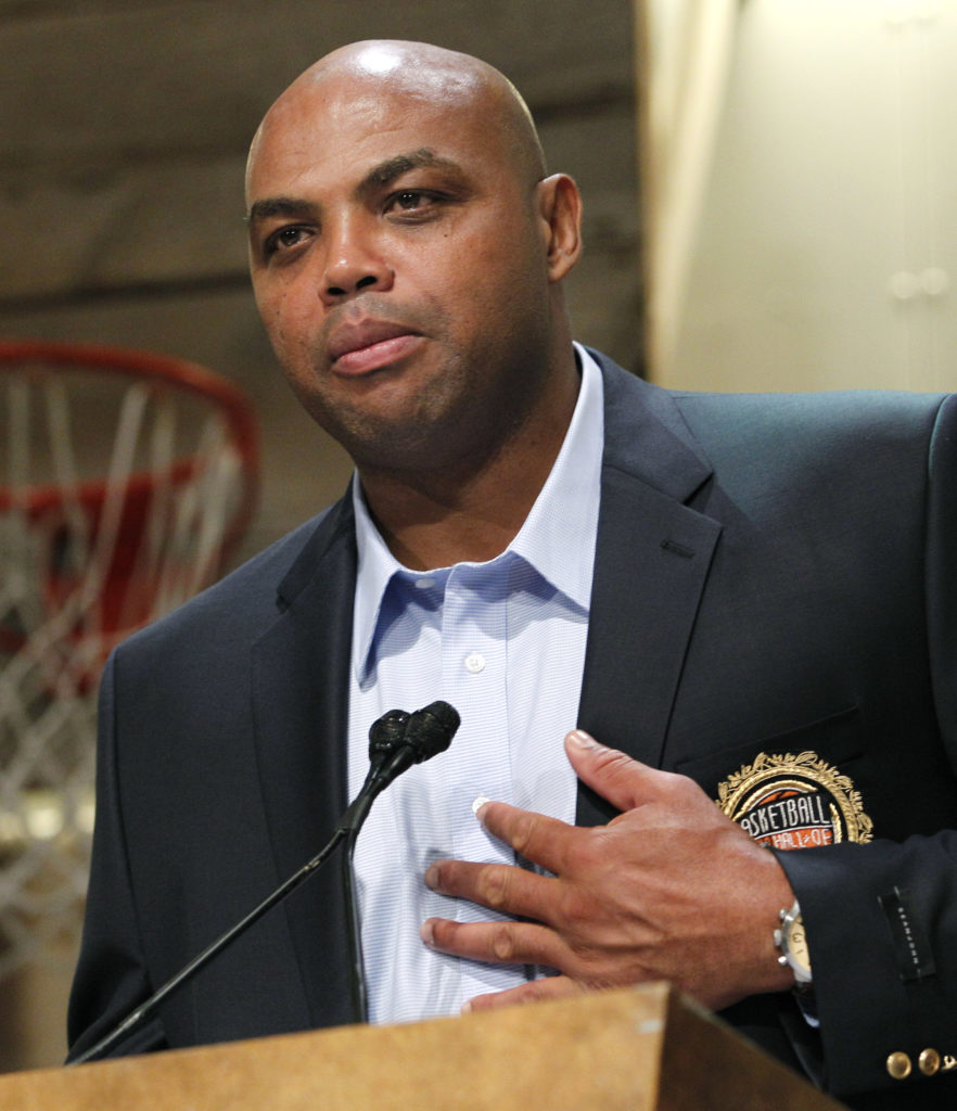 Charles Barkley Wants NCAA To Pull Final Four From Indiana Over Anti-Gay Bill