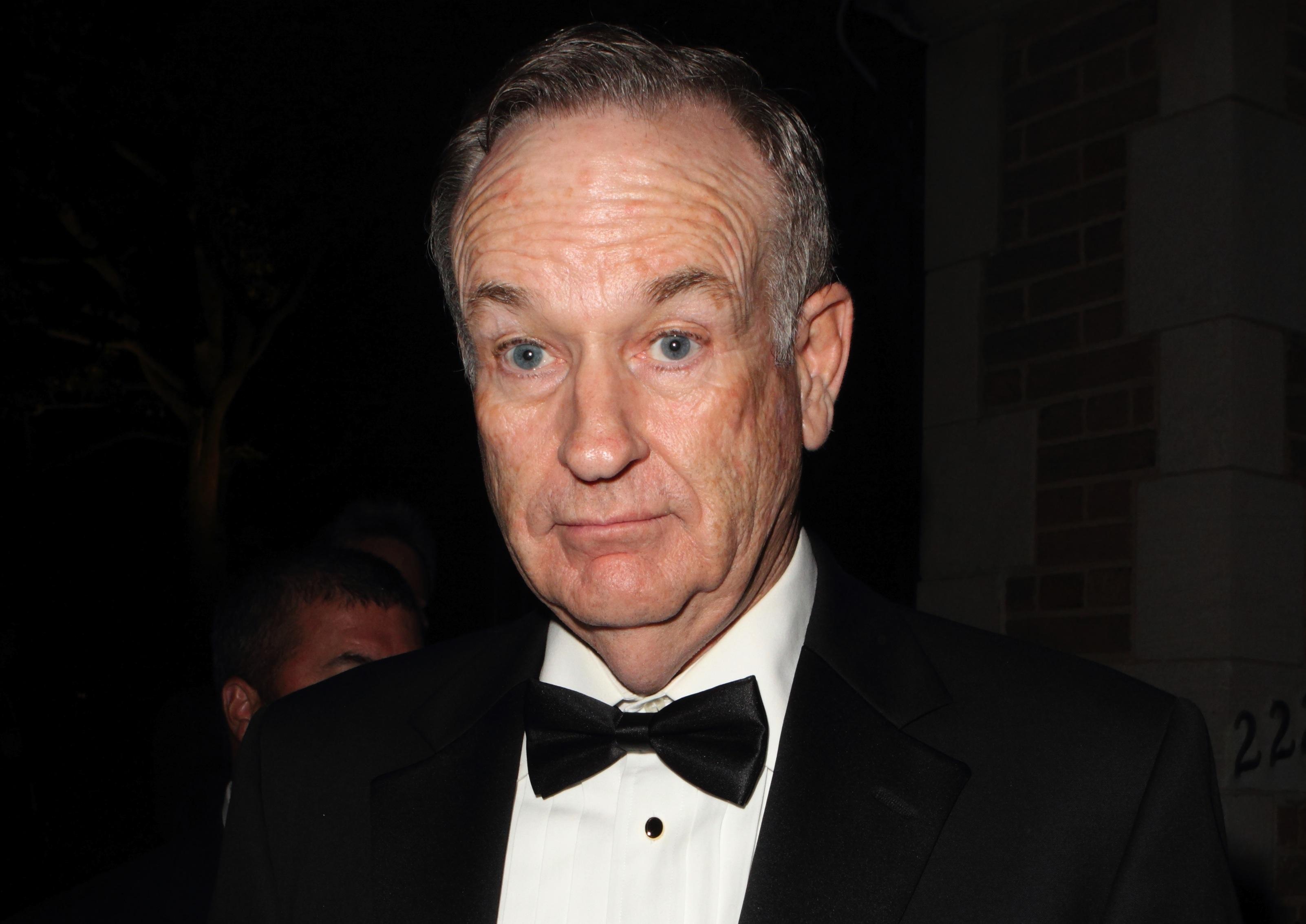 Bill oreillys phone sex