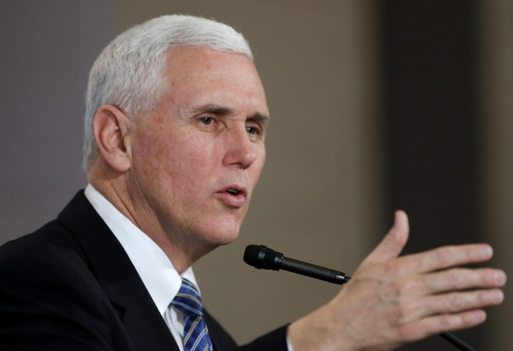 Pence Backs Up Trump: Putin Is A 'Stronger Leader' Than ...