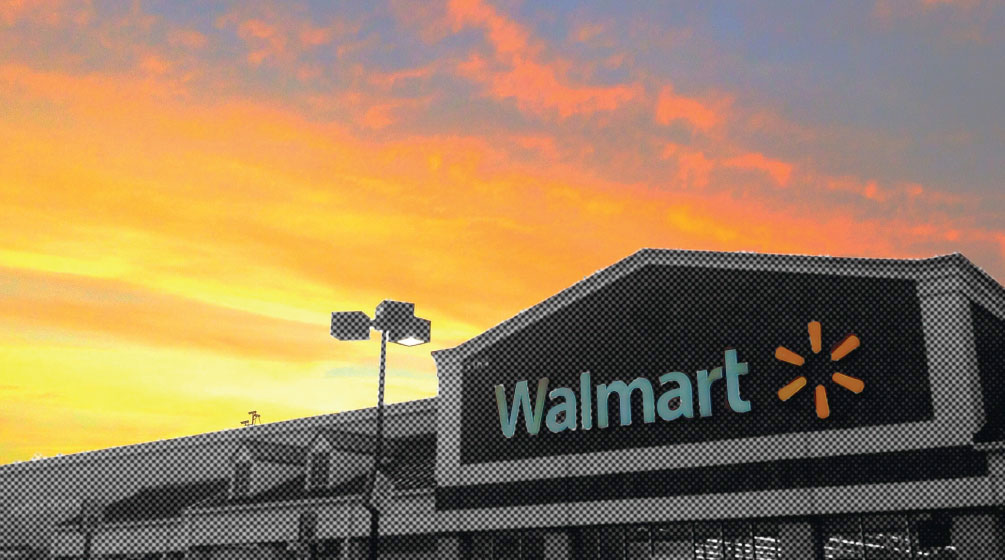 How Wal Mart Became The Town Square In Rural America Talking