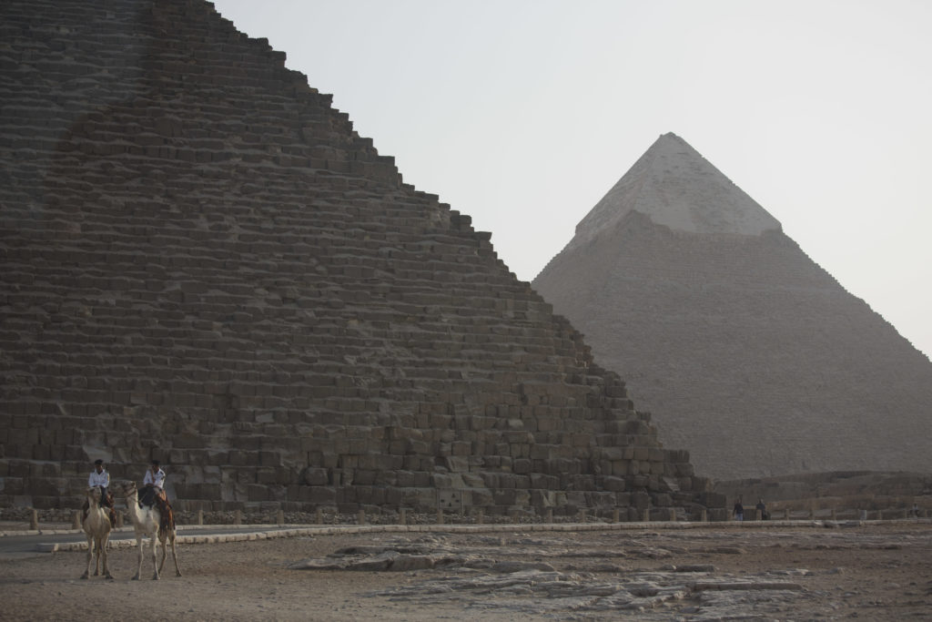 Scientists To Scan Egypt's Ancient Pyramids To See What's Below The Surface