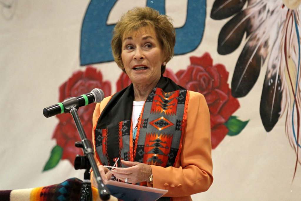 Poll: Nearly 10 Percent Of College Grads Think Judge Judy Is On SCOTUS