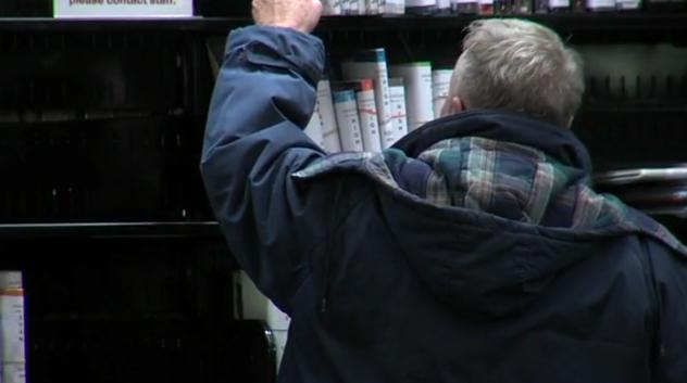 Indiana 'Gun Hobbyist' Accidentally Discharges Firearm Inside Public Library