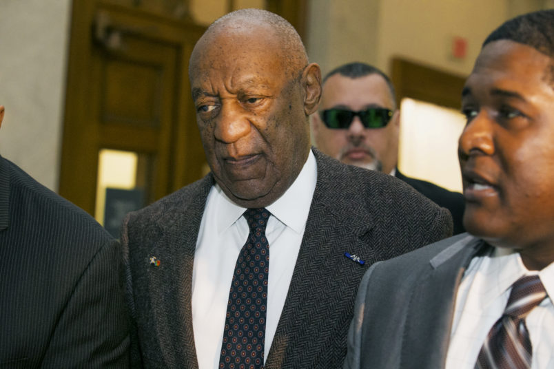 Cosby Faces Sentencing Hearing In Sex Assault Case