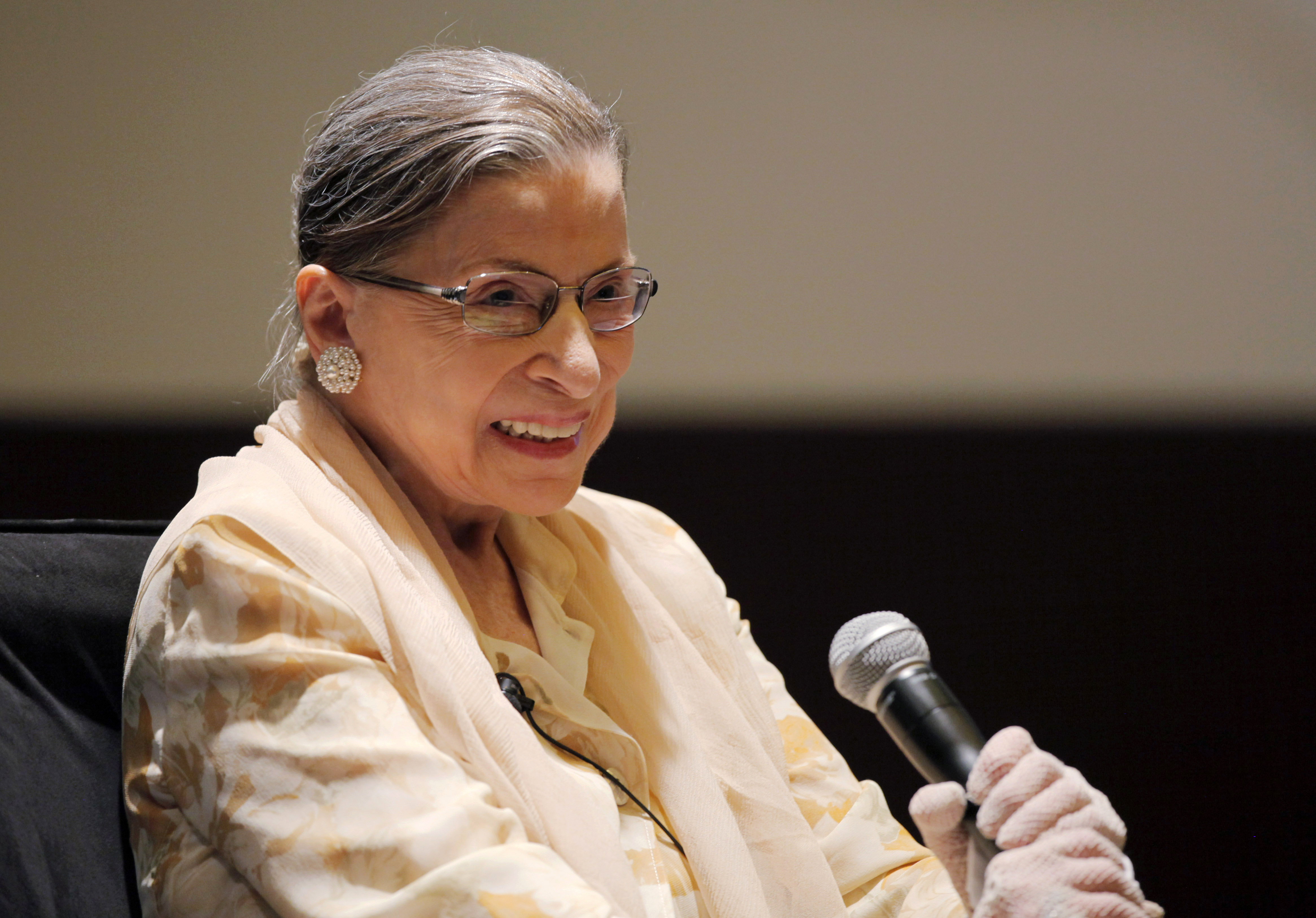 Supreme Court: Ginsburg's Recovery Is 'On Track,' 'No Further Treatment Required'