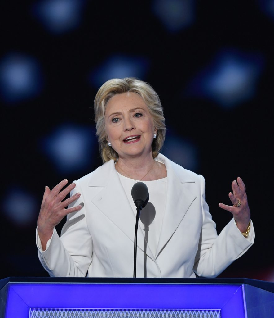 Photo By Marshall Grad Goes Viral: Clinton Writes Teen Vogue Essay In Bid For Millennial