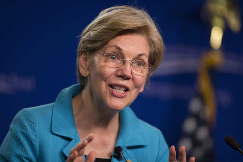 Elizabeth Warren Announces She's Running For President in 2020. Who's Next?