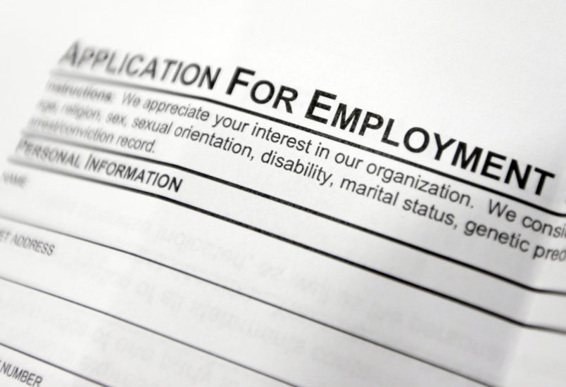 Job growth surges, unemployment ticks up. Why?