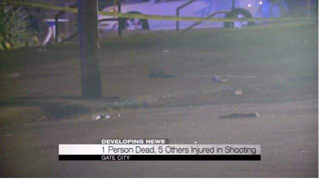 Police: 6 Shot, 1 Fatally, After Peace Rally In Alabama