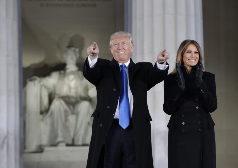 D.C. Attorney General Subpoenas Trump's Inaugural Committee