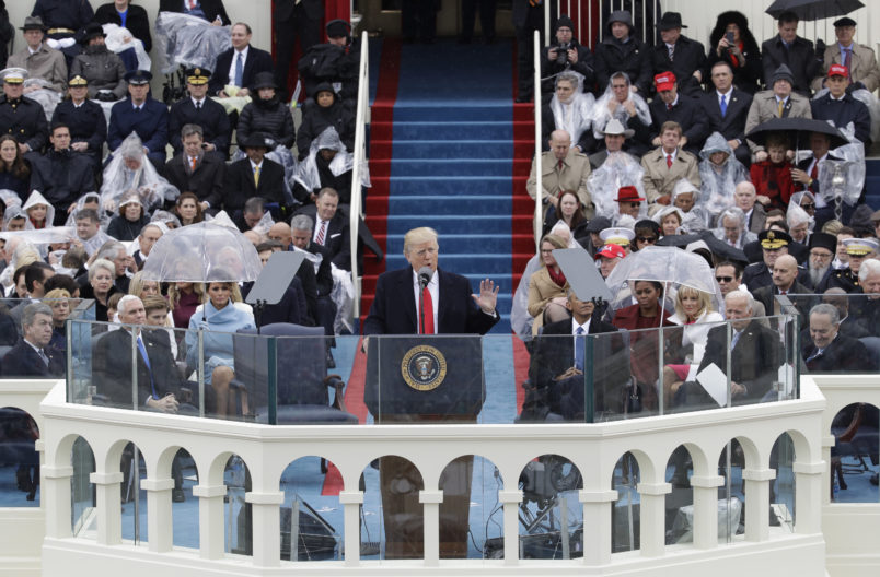 Trump inaugural committee under criminal investigation