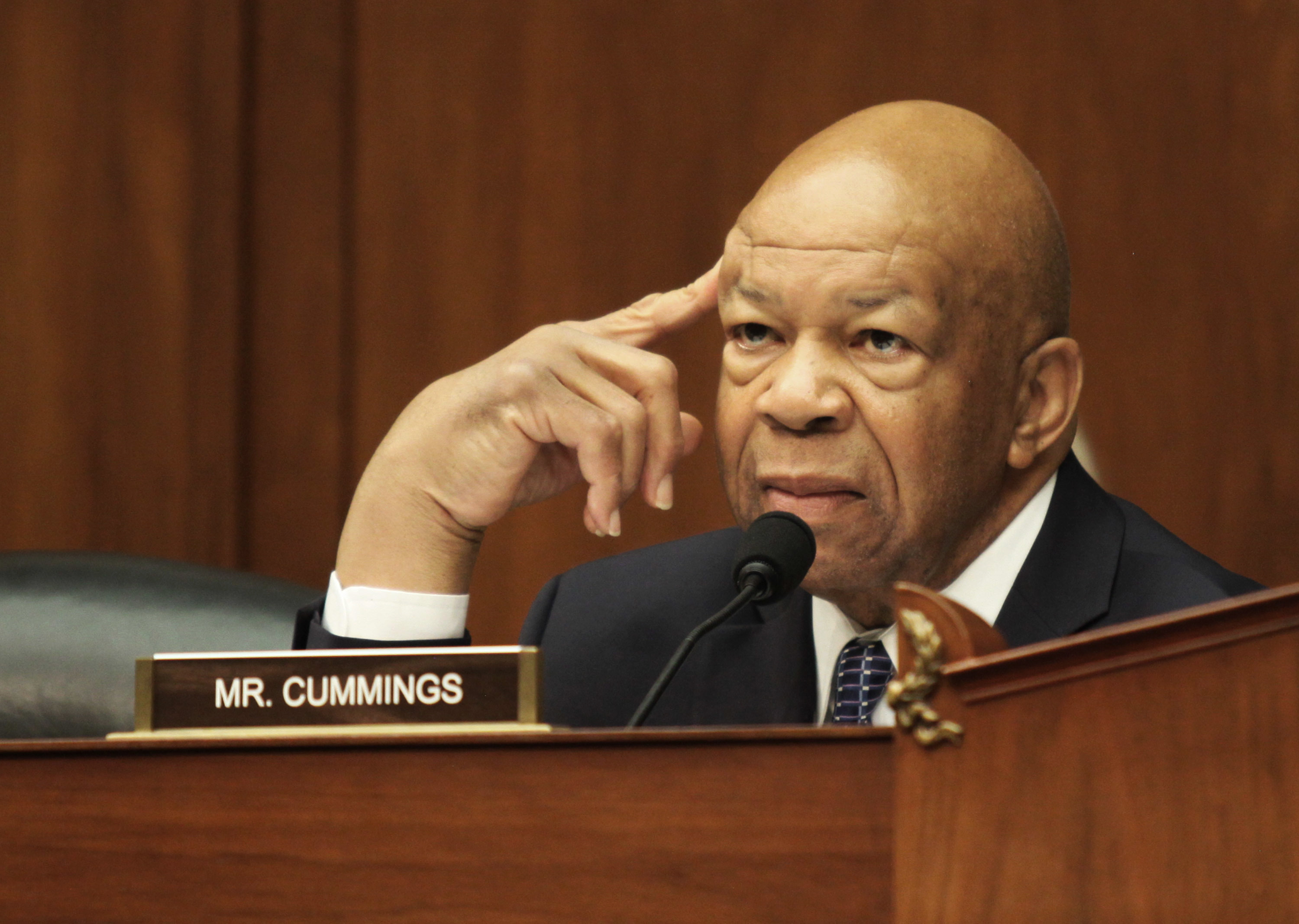 Image result for photos of US HOUSE OVERSIGHT COMMITTEE WITH ELIJAH CUMMINGS