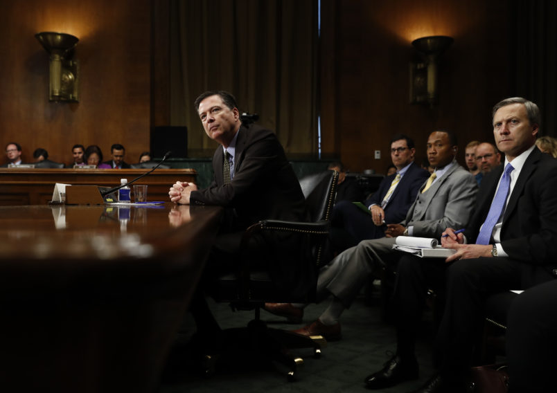 Former FBI Director James Comey to testify privately Friday