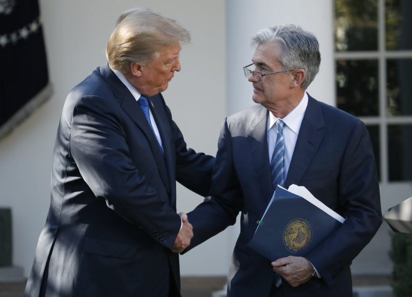 Is Powell signalling end of Fed's tightening cycle?