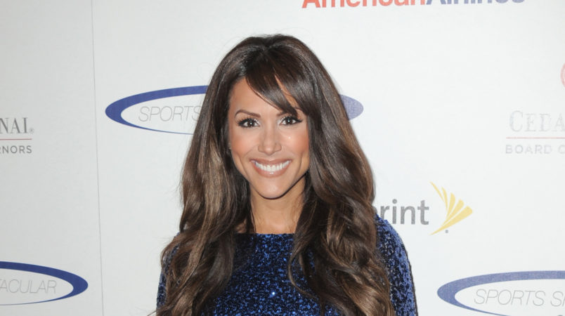 "Model Leeann Tweeden attends the ""Sports Spectacular"" on Sunday, May 20, 2012 in Los Angeles, Calif. (Photo by Jordan Strauss/Invision)"
