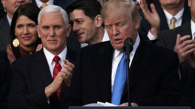 on December 20, 2017 in Washington, DC.