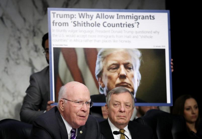 on January 16, 2018 in Washington, DC.