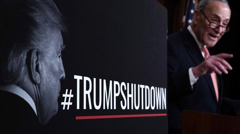 on January 20, 2018 in Washington, DC.