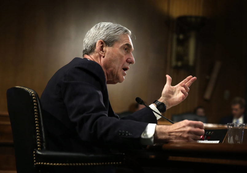 Appointed judge upholds special counsel Mueller's authorit