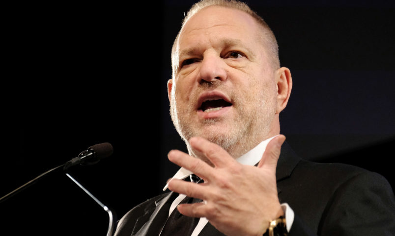 New York City prosecutors drop part of Harvey Weinstein case