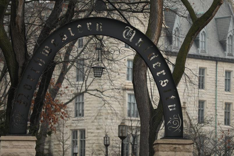 Northwestern University campus in Evanston. (Chris Walker/Chicago Tribune/TNS)