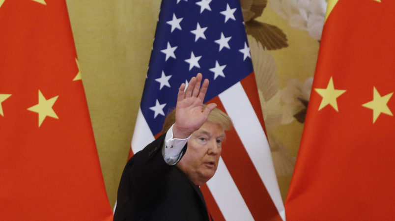 Donald Trump moves to leave postal union in latest jab at China