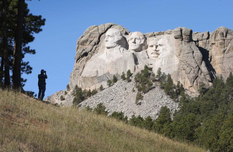 on October 1, 2013 in Custer, South Dakota.