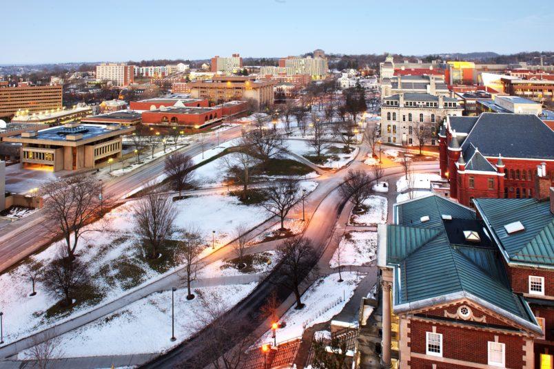 Syracuse UniversitySyracuse New York
