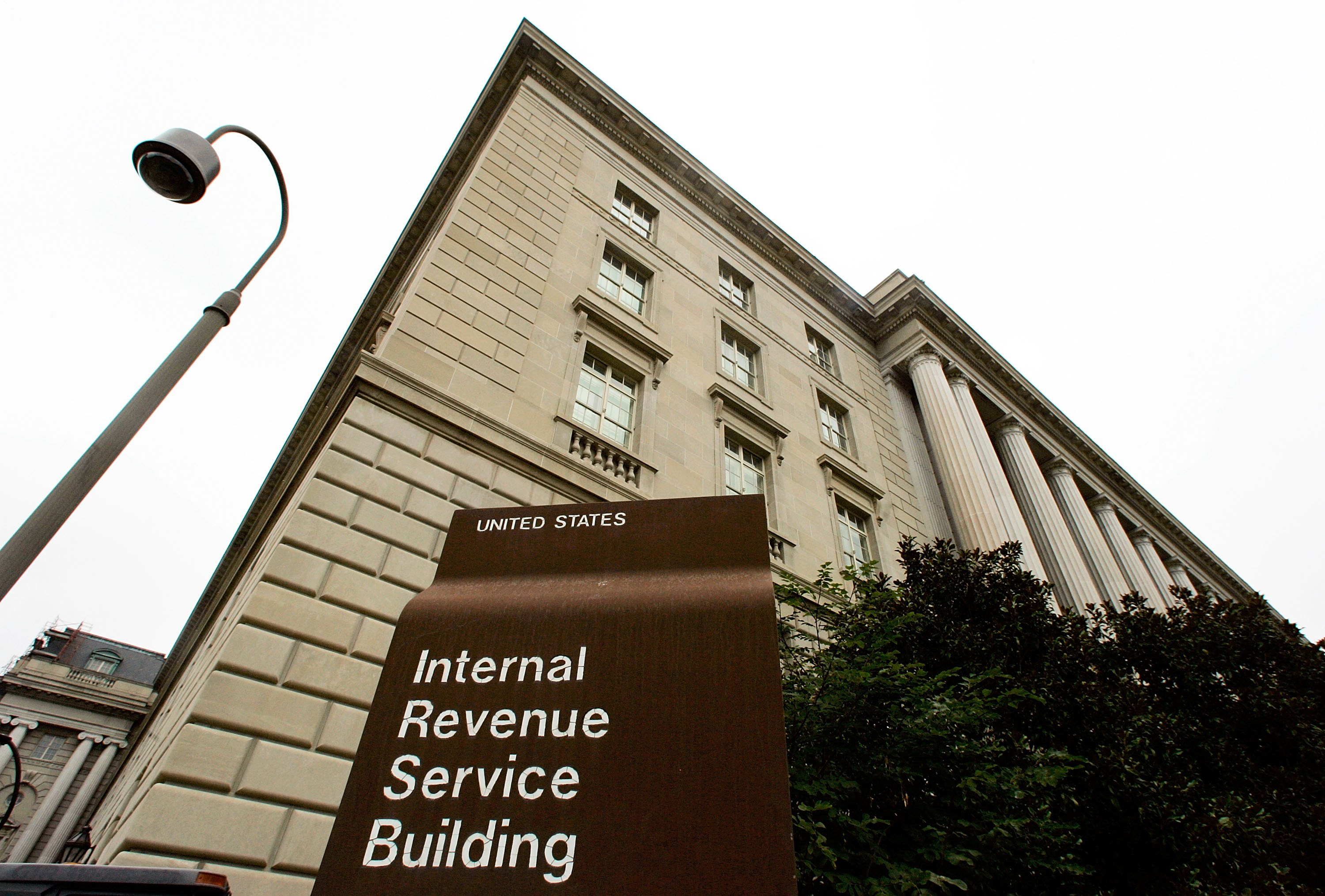 How The IRS Was Gutted