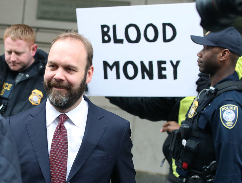 Star witness Rick Gates admits embezzling from Trump former campaign chairman Manafort