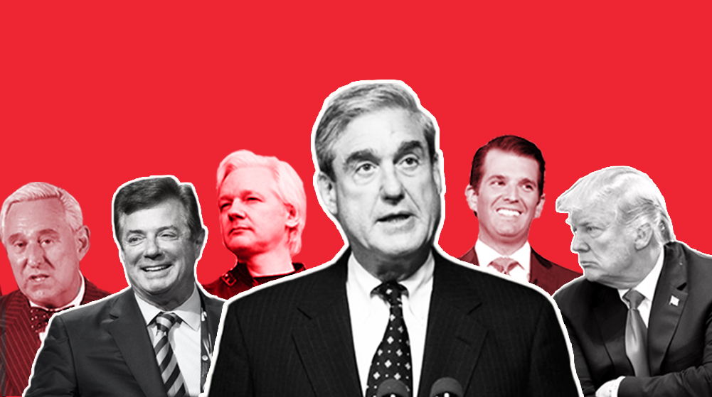photo image This Week: In Blow To Trump, Mueller Finally Gets Manafort To Flip