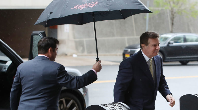 Judge delays Paul Manafort's trial until July 31