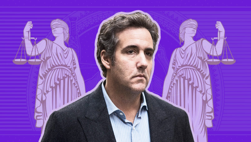 Cohen pleads guilty, implicates Trump in hush-money scheme