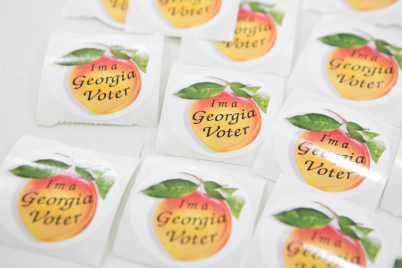 Georgia's rejection of mail ballots over mismatched signatures halted by judge