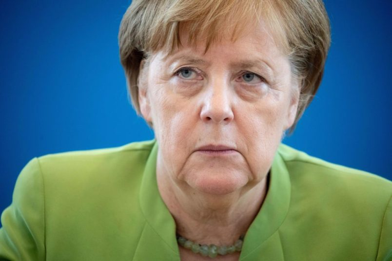 Angela Merkel 'To Step Down From Christian Democrat Party In December'