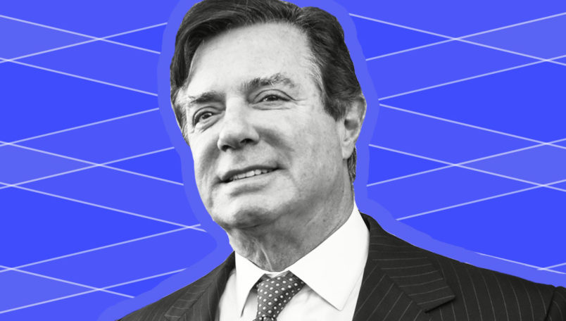 Paul Manafort's scalp is flipping triumph for Team Mueller