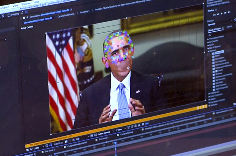 Fears Grow Over Deceptive 'Deepfake' Videos Made To Sway Elections