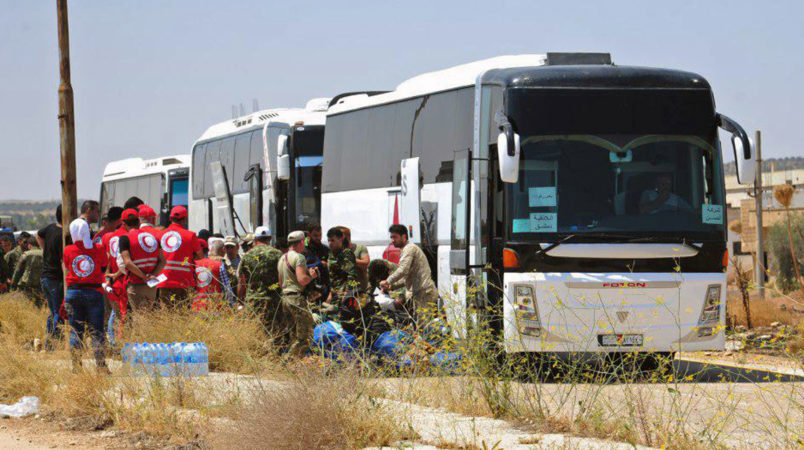 Deal reached over Quneitra, says Syrian state media