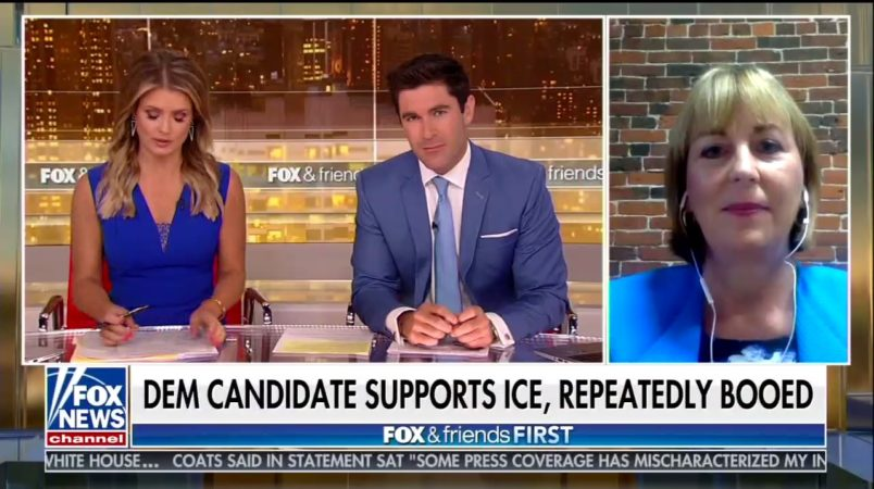 Massachusetts Democrat Blasting ICE Tricked Us Into Thinking She Was Ann Kirkpatrick