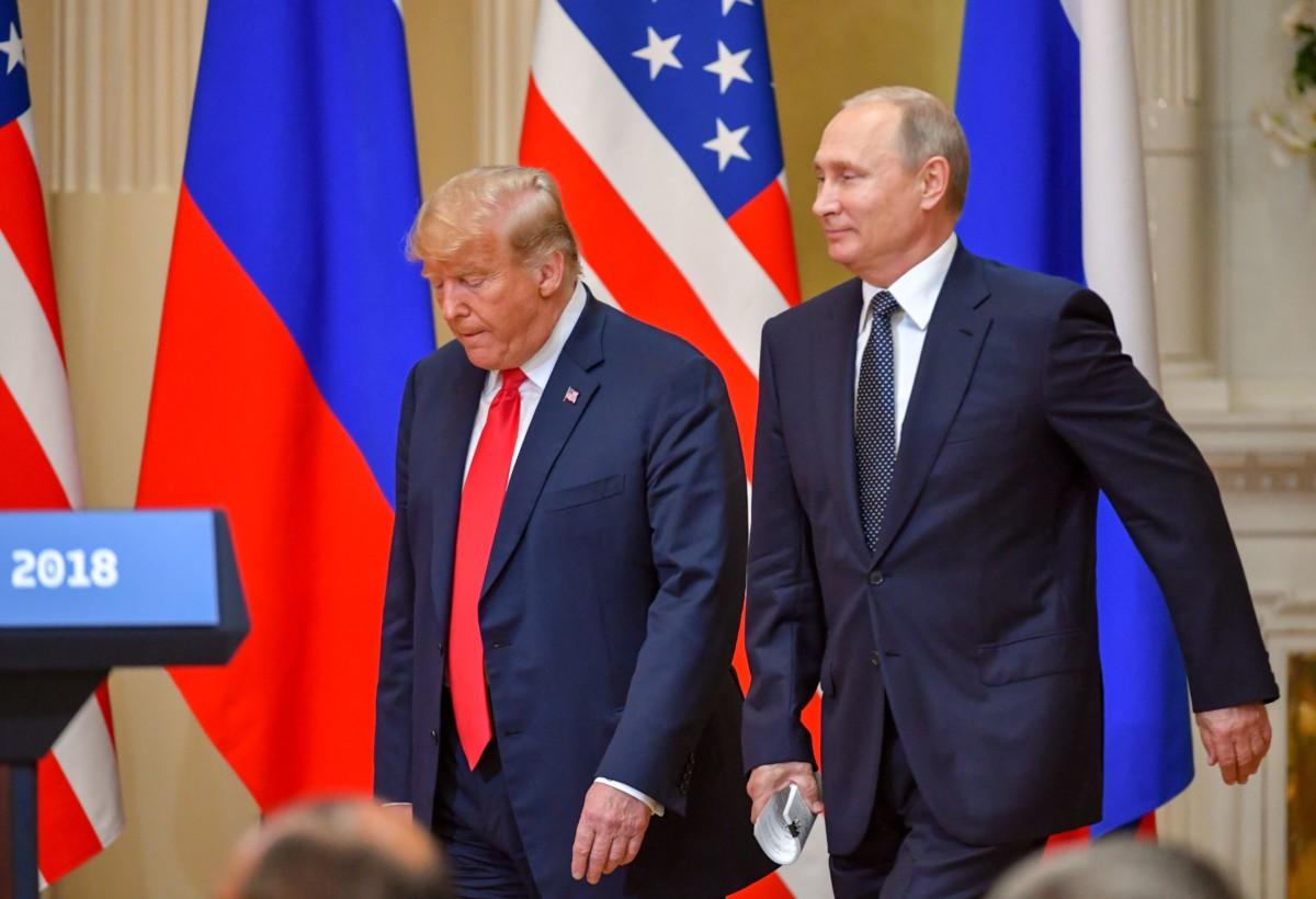 In Secret Calls, Putin Cultivated Trump's Anger at the 'Deep State'…